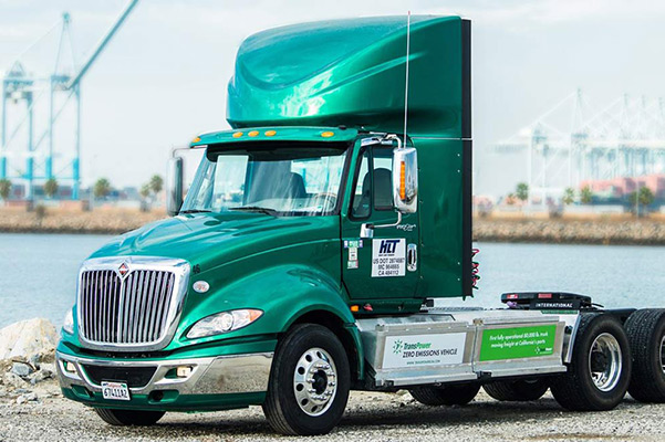 HLT Sustainable Truck