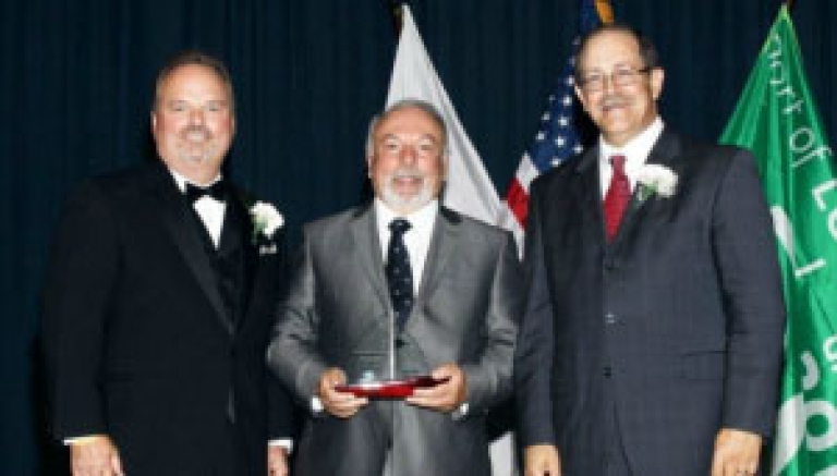 2011 Long Beach Area Chamber International Trade Partner Award